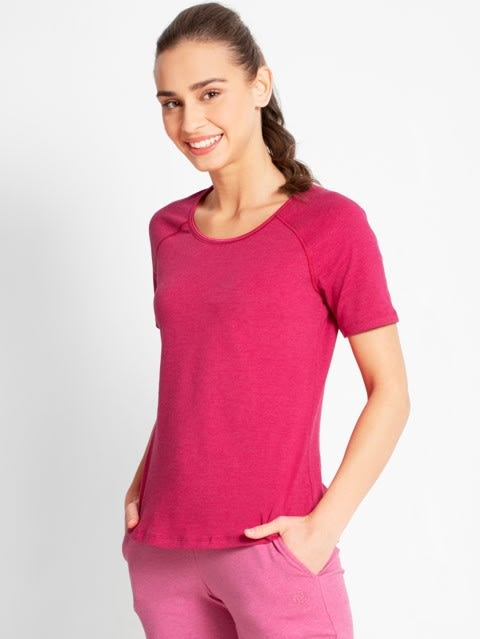 Cherry Jubilee Melange T-Shirt