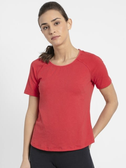 Cayenne Melange T-Shirt