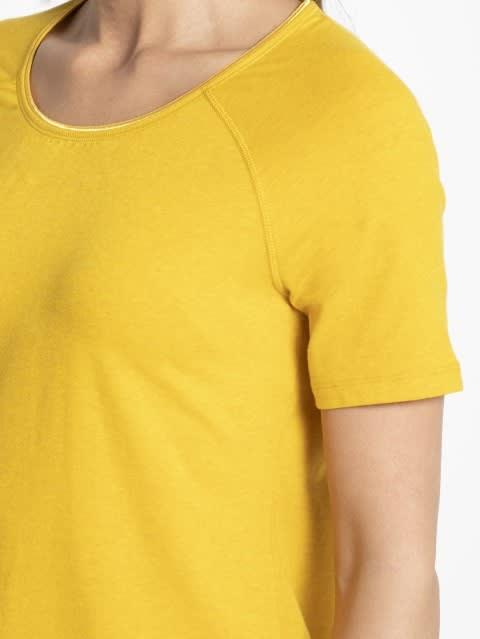 Golden Rod Melange T-Shirt