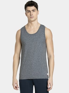 Black Grindle Tank Top