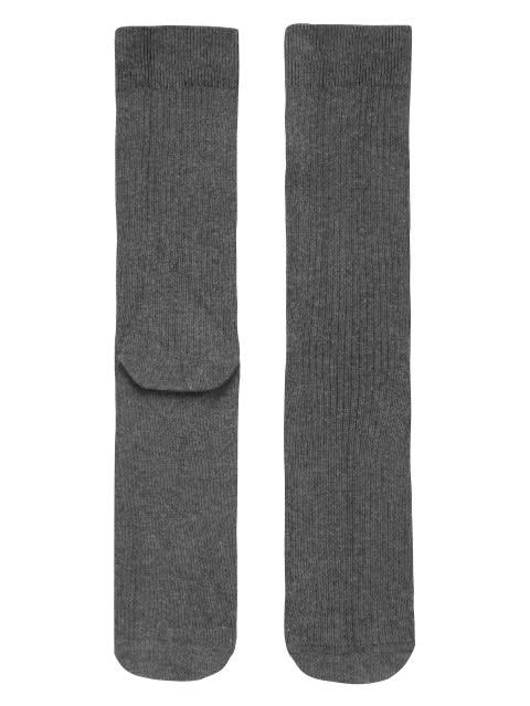 Charcoal Melange S1 Men Casual Socks