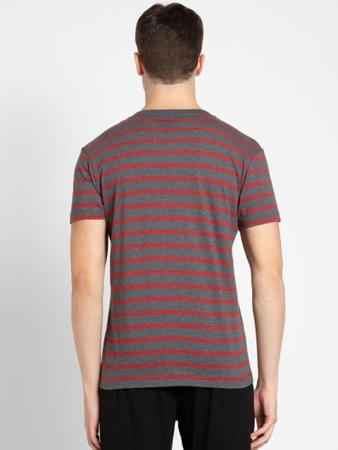 Deep Tango & Charcoal T-Shirt