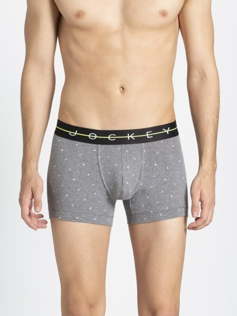 Mid Grey with Black Des08 Trunk