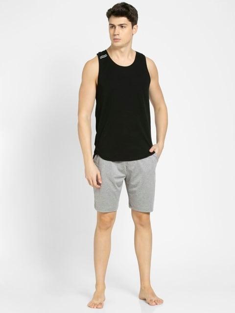 Light Steel Grey Shorts