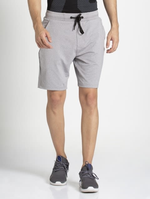 Light Steel Grey Shorts