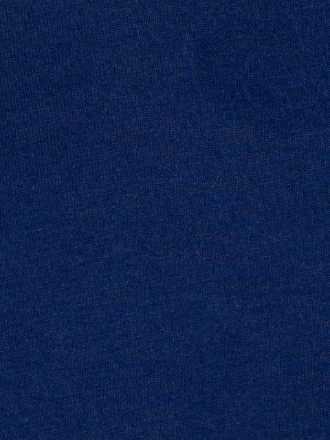 Blue Depth Printed Muscle Tee