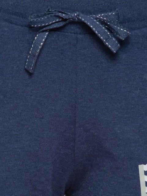 Medieval Blue Melange Shorts