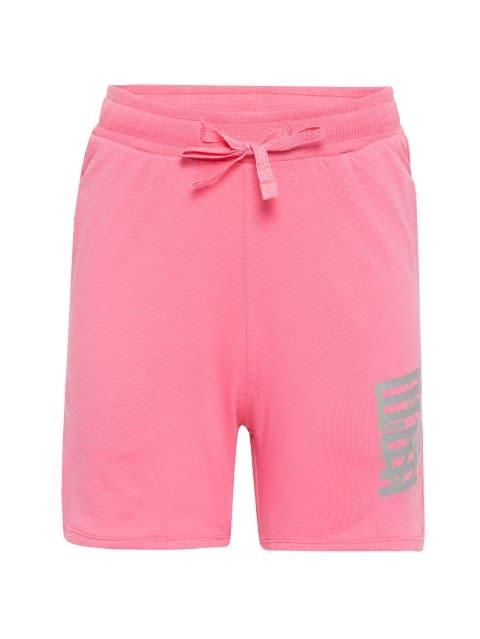 Pink Carnation Shorts