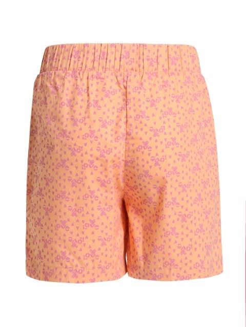 Coral Reef Printed Shorts