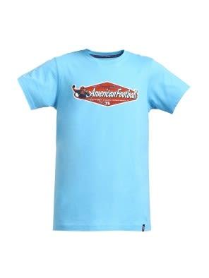 Alaskan Blue Printed T-Shirt