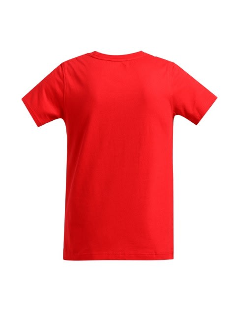Team Red Printed T-Shirt