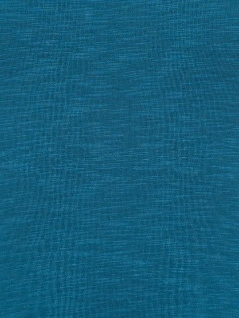 Maxi Blue Printed Tank Top