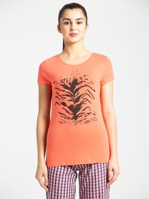 Dubarry Print50 Graphic T-Shirt