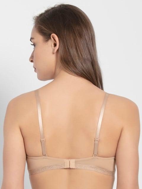 Skin Wired T-Shirt Bra