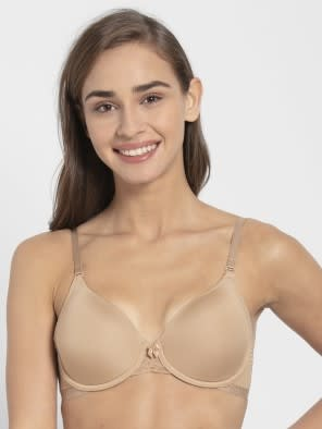 Skin Wired T-Shirt Bra