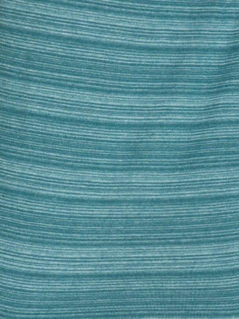 Pacific Green V-Neck Long Sleeve T-Shirt