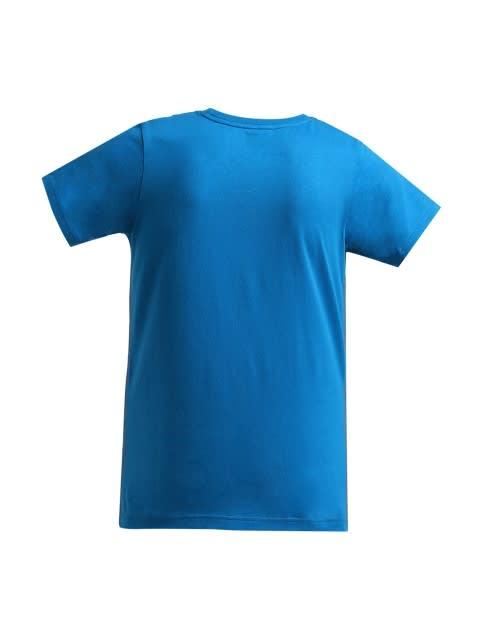 Blue Coral Printed Boys T-shirt