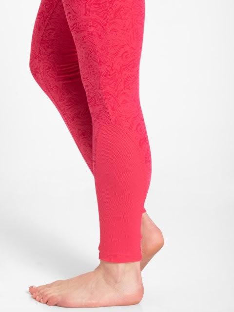 Ruby Printed Yoga Pant