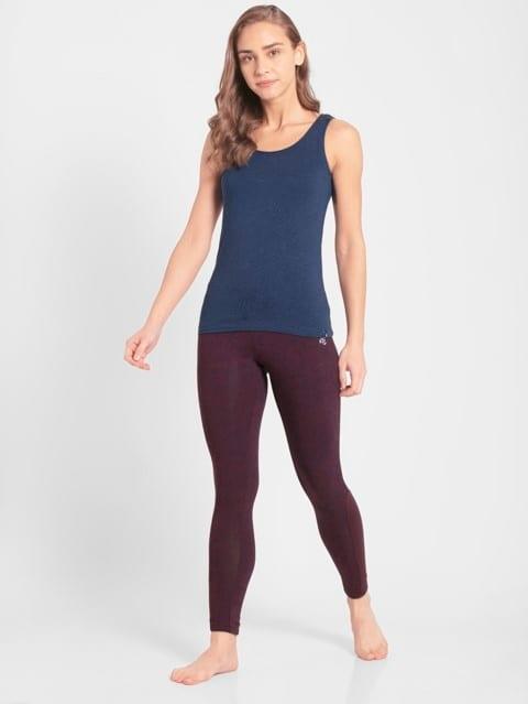 Wine Tasting Printed Yoga Pant