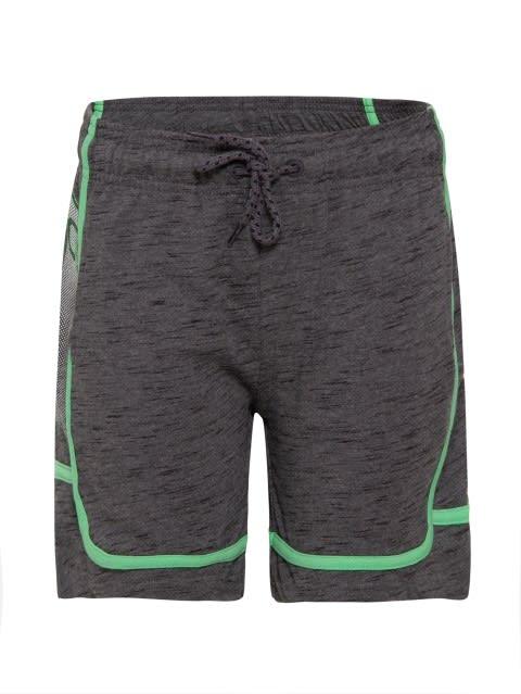 Deep Grey & Spring Bouquet Boys Shorts