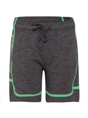 Deep Grey & Spring Bouquet Boys Shorts
