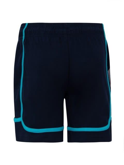 Navy & Scuba Blue Boys Shorts