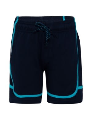 Navy & Scuba Blue Boys Shorts