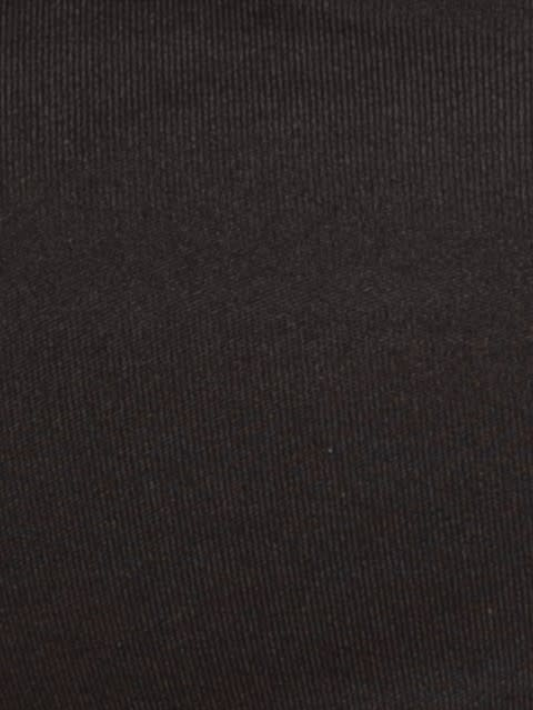 Black Print448 Medium Impact Bra