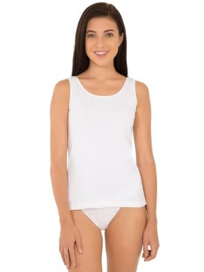 4d30b44fb631e8 White Tank Top