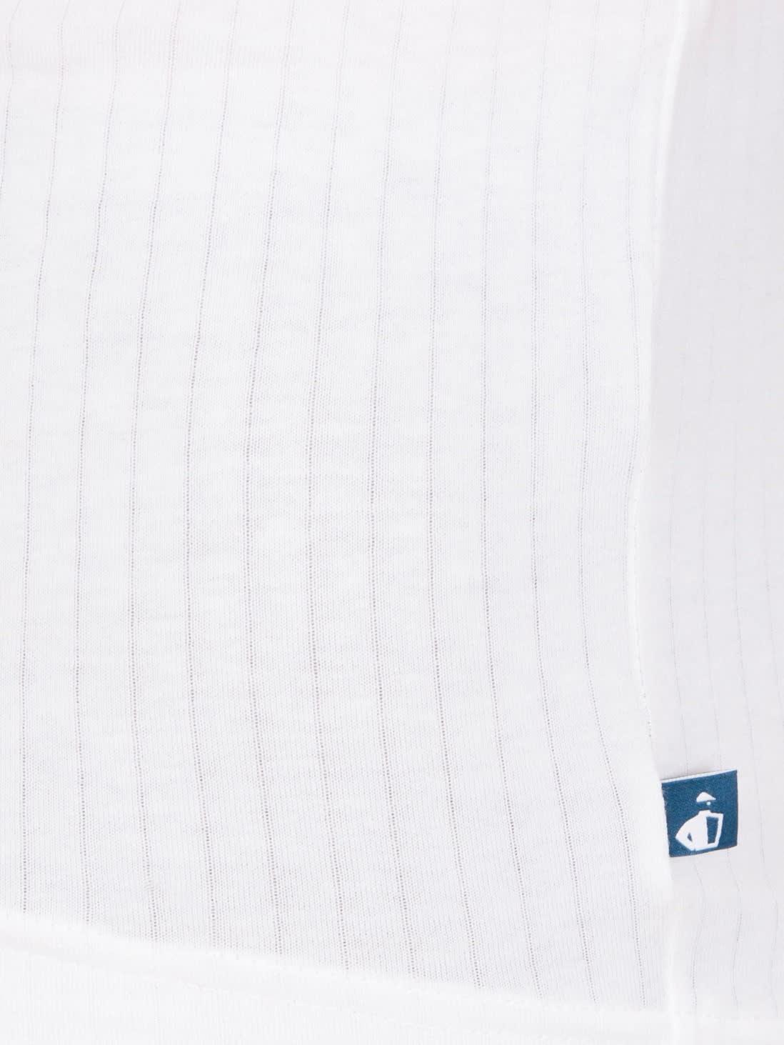 Jockey Men Innerwear Tops White Modern Vest Pack Of 2