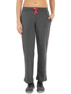 Charcoal Melange & Dubarry Relaxed Pant