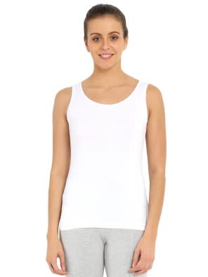 94657c25db9d4 White Tank Top