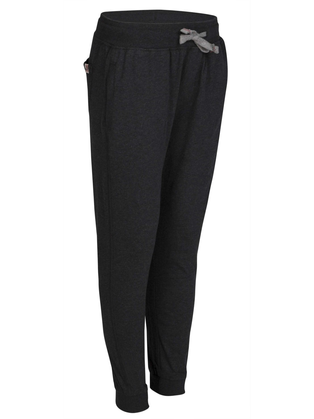 pretty cool clearance prices custom Jockey Kids Boys Outerwear   Black Melange Boys Track Pant