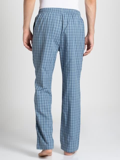 Cambridge Blue Check284 Pyjama