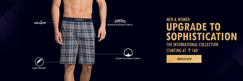 Jockey India: Clothing Mankind Since 1876