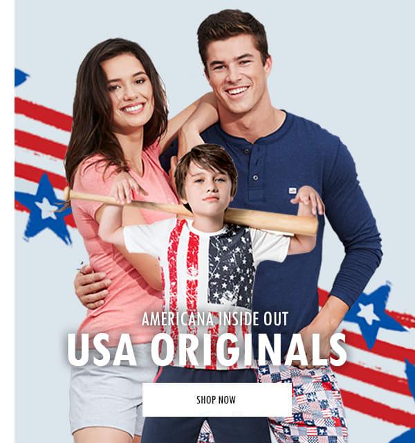 USA - Originals